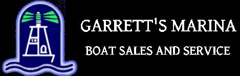 garrettsmarina.com logo